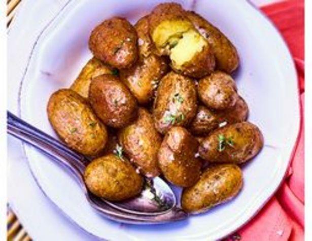 Poêlée de pommes de terre grenailles BIO surgelée offre à 4,85€