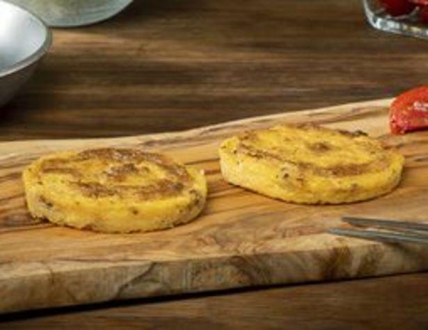 2 galettes de polenta à la méditerranéenne bio offre à 3,4€