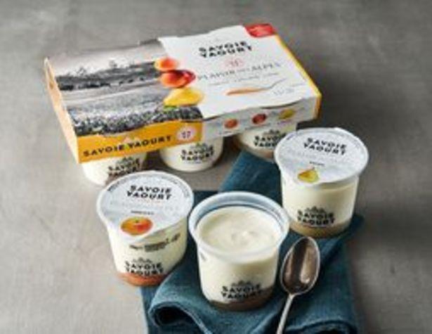 6 yaourts fruits jaunes offre à 2,99€