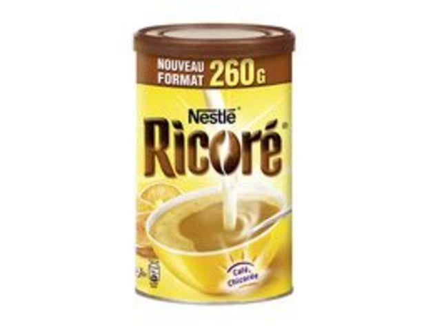 Ricoré Nestlé offre à 5,99€