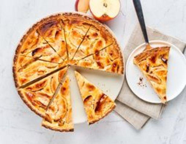 Tarte normande aux pommes surgelée offre à 5,35€