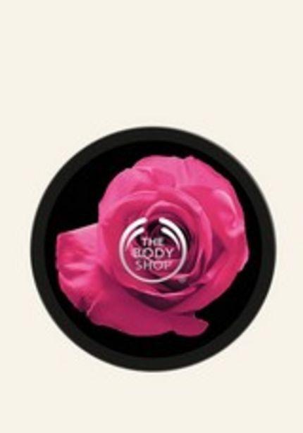 Beurre Corporel British Rose offre à 10€