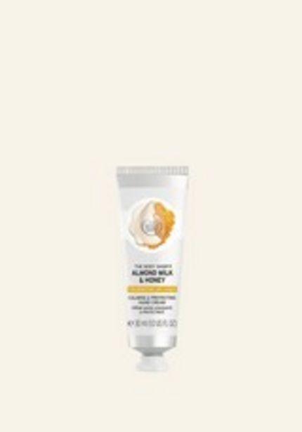 Crème Mains Apaisante et Protectrice Almond Milk and Honey offre à 6€