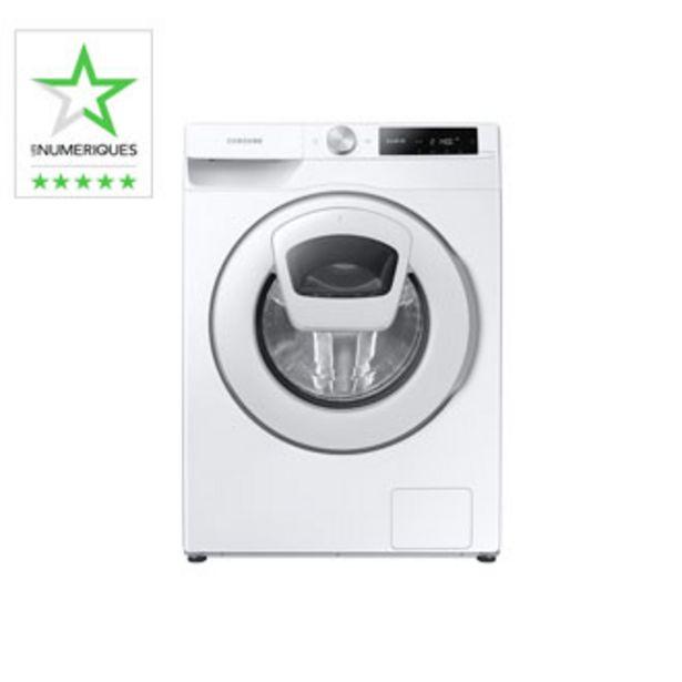 Lave-linge AddWash™ 9kg - WW90T654DHE offre à 829€