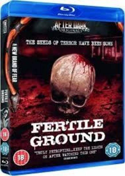 Fertile Ground - Blu-Ray offre à 4,99€