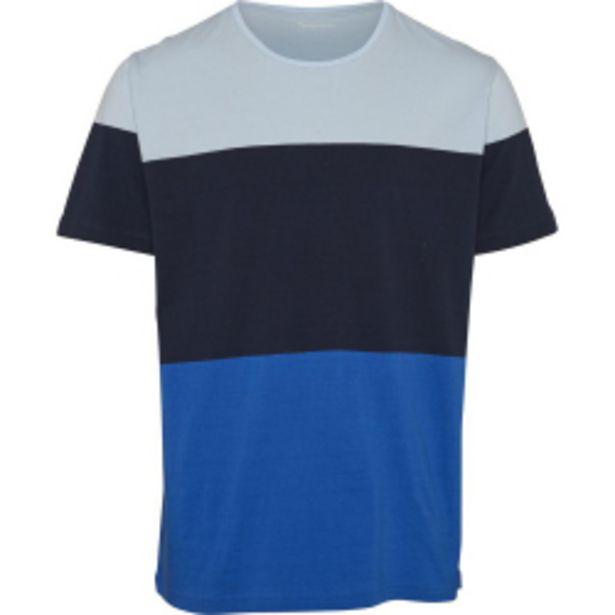 T-shirt Homme Block - OLYMPIA BLUE offre à 34,93€