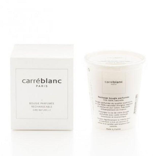 Recharge bougie parfumée offre à 10€