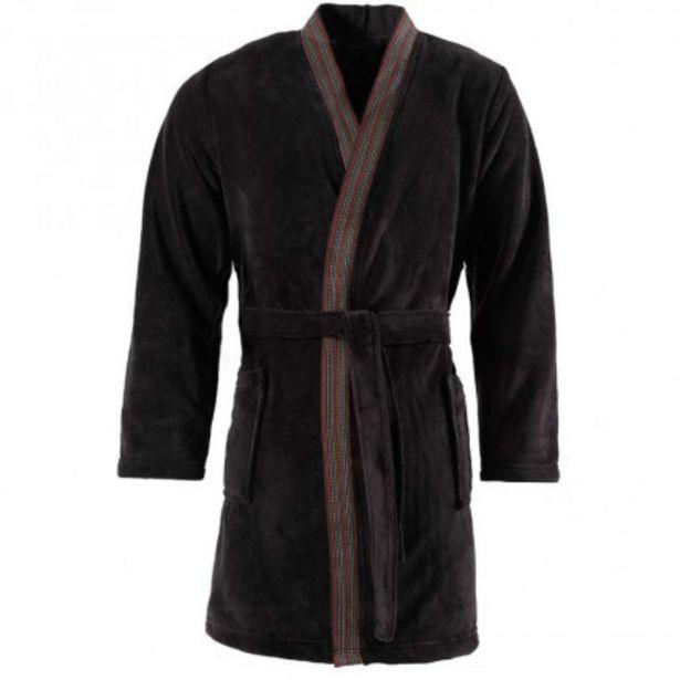 Veste homme polaire col kimono Exotica noir offre à 80€
