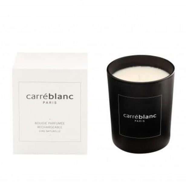Bougie parfumée  offre à 15€