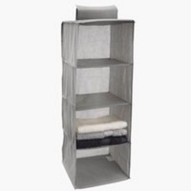 Housse vêtements MAGNE 30x84x30 offre à 7€