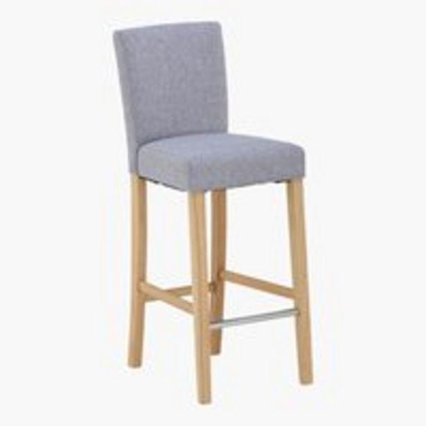 Chaise de bar TOM gris offre à 119€