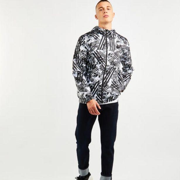 Adidas Spirit All Over Print Windbreaker offre à 49,99€