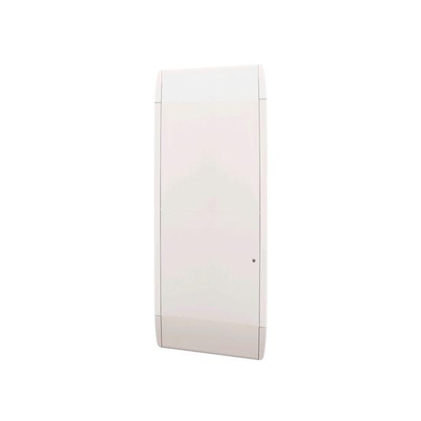 Radiateur électrique à inertie fonte 1000 W AIRELEC Sphinx vertical blanc offre à 439€