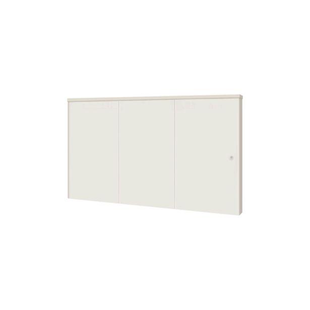 Radiateur électrique à inertie sèche 1000 W AIRELEC Caruso plinthe blanc offre à 299€