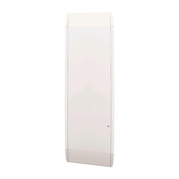 Radiateur électrique à inertie fonte 1500 W AIRELEC Sphinx vertical blanc offre à 519€