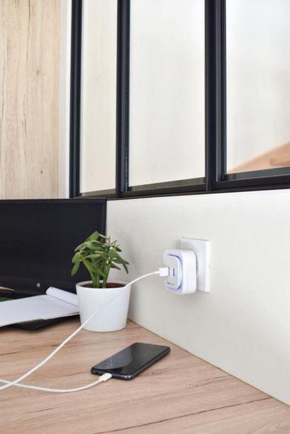 Carillon sans fil sans pile SCS Sentinel EcoBell 100 USB offre à 34,9€