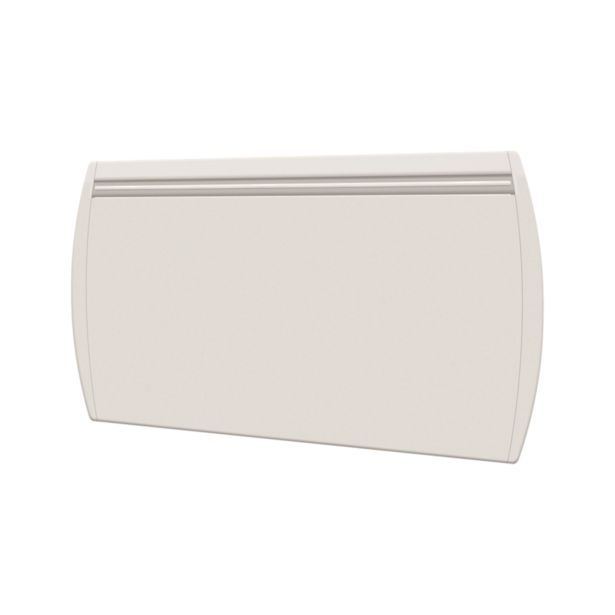 Radiateur électrique à double système chauffant 1500W AIRELEC Douceur blanc offre à 359€