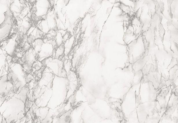 Revêtement adhésif Marbre, gris, 2 m x 0.67 m offre à 12,9€