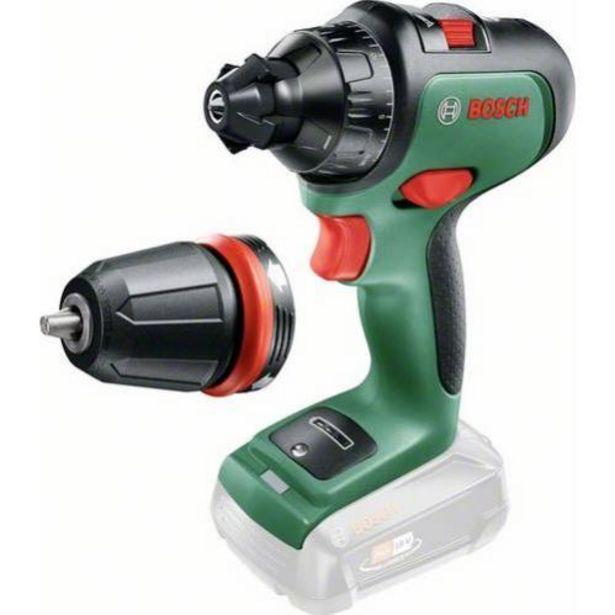 Perceuse-visseuse Sans Fil Bosch Home And Garden Advanceddrill 18 06039b5009 2 Vitesses 18 V Sans Batterie 1 Pc(s) offre à 110,54€