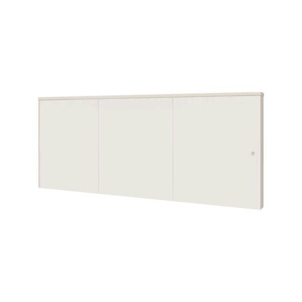 Radiateur électrique à inertie pierre 1500W AIRELEC Caruso plinthe blanc offre à 329€