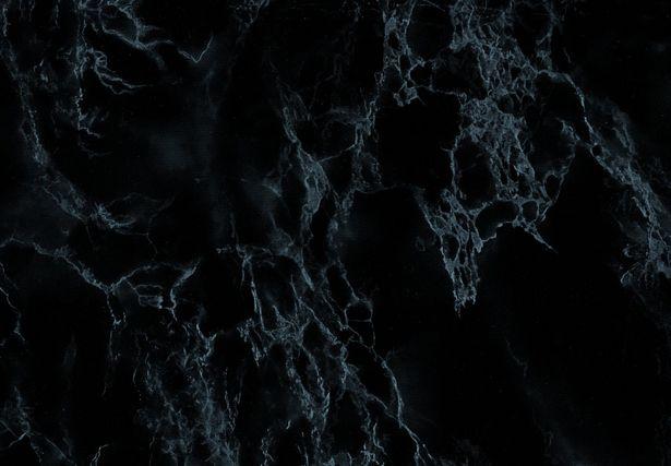 Revêtement adhésif Marbre, noir, 2 m x 0.67 m offre à 12,9€