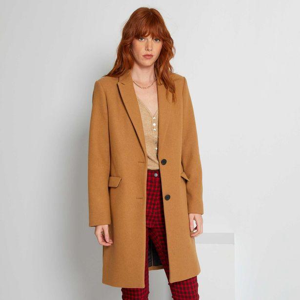 Manteau lainage offre à 40€