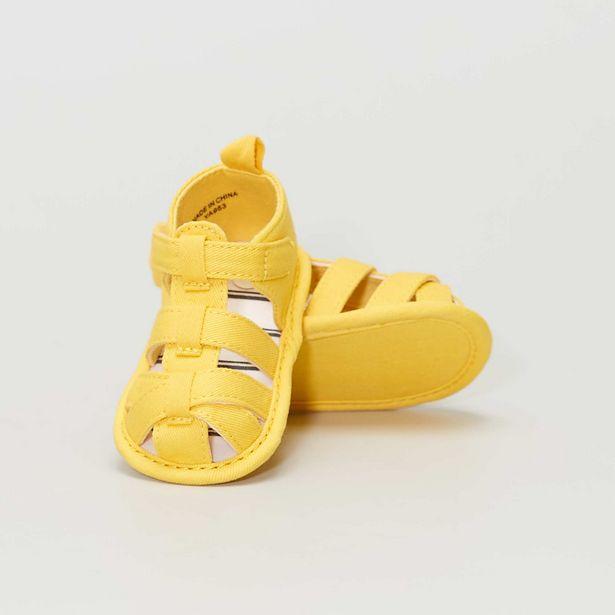Sandales en toile offre à 5,6€