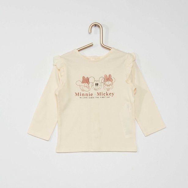 T-shirt 'Minnie' offre à 7€
