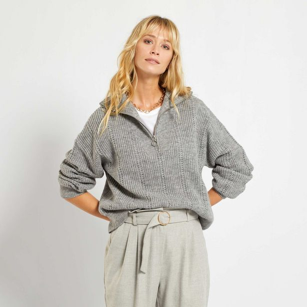 Pull maille offre à 15€