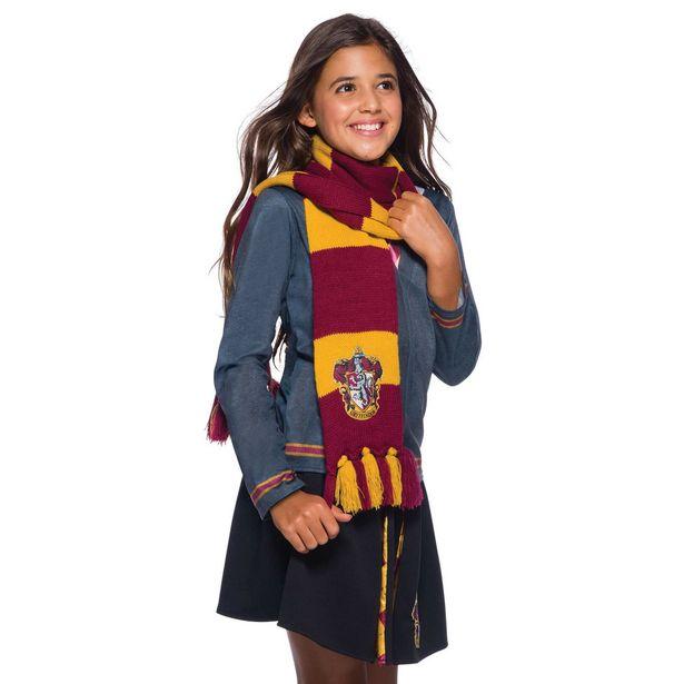 Echarpe 'Gryffondor' 'Harry Potter' offre à 18€