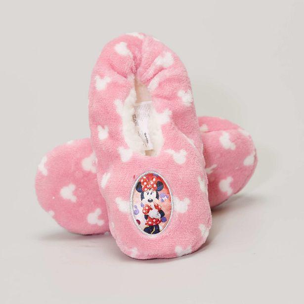 Chaussons polaires 'Minnie' offre à 6€