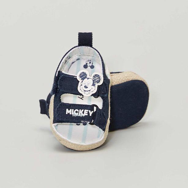 Sandales 'Mickey' de 'Disney' offre à 7,2€