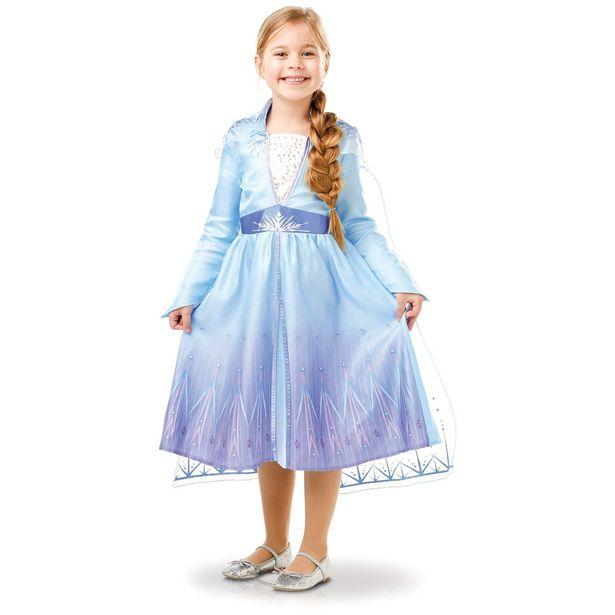 Déguisement 'Elsa' de 'La Reine des Neiges 2' offre à 25€