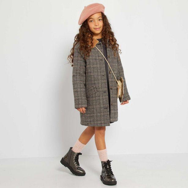 Manteau effet lainage offre à 20€