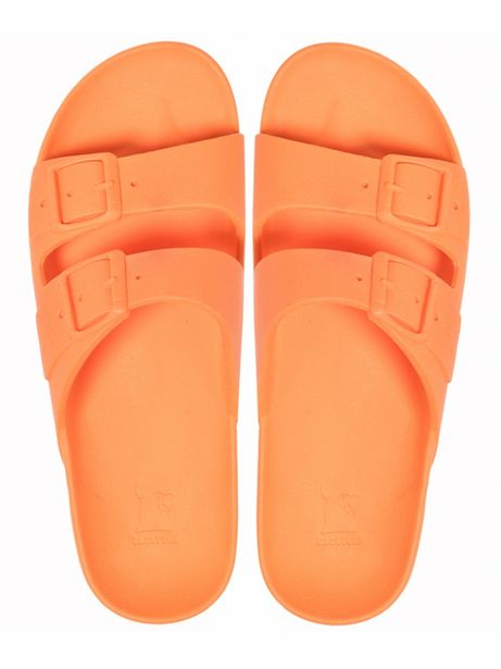 Sandales Femme Bahia Orange Fluo - Cacatoès offre à 29,9€
