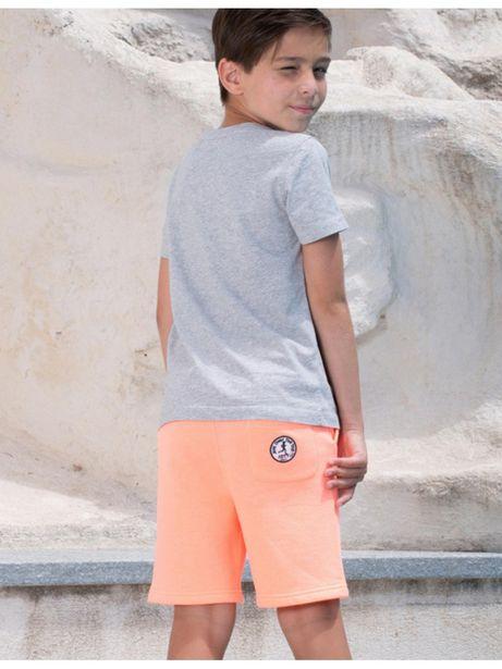Jott - Short Molleton Kid Pereira Orange Fluo offre à 50€