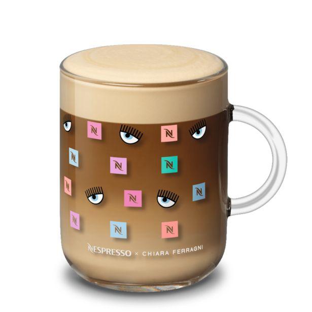 Vertuo Mug Nespresso x Chiara Ferragni offre à 12€