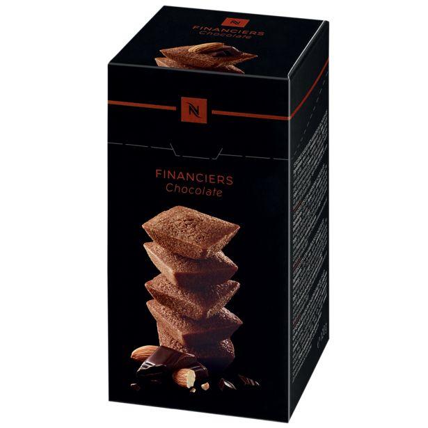 Financiers chocolat offre à 6,5€