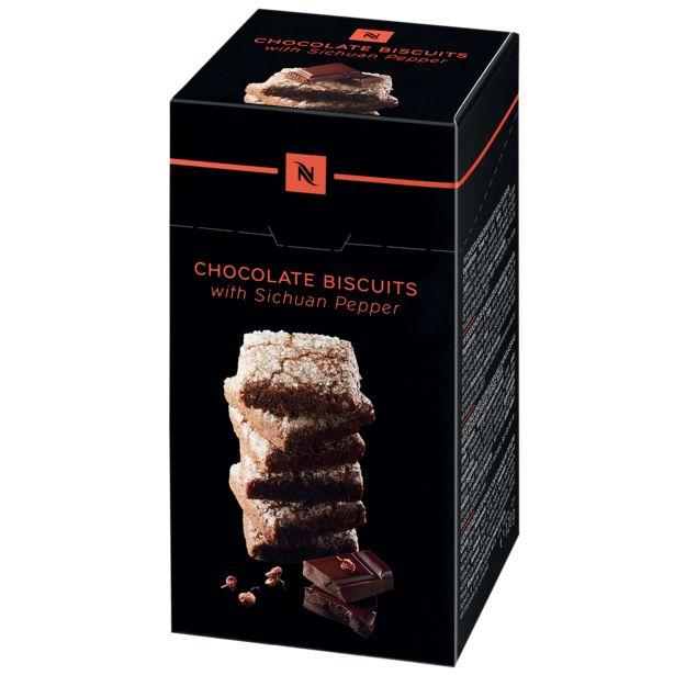 Biscuits au chocolat poivre du Sichuan offre à 6,5€