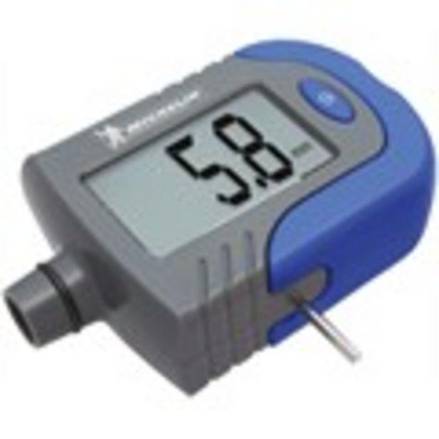 Contrôleur de pression digital MICHELIN + mesure d'usure des pneus offre à 15,95€