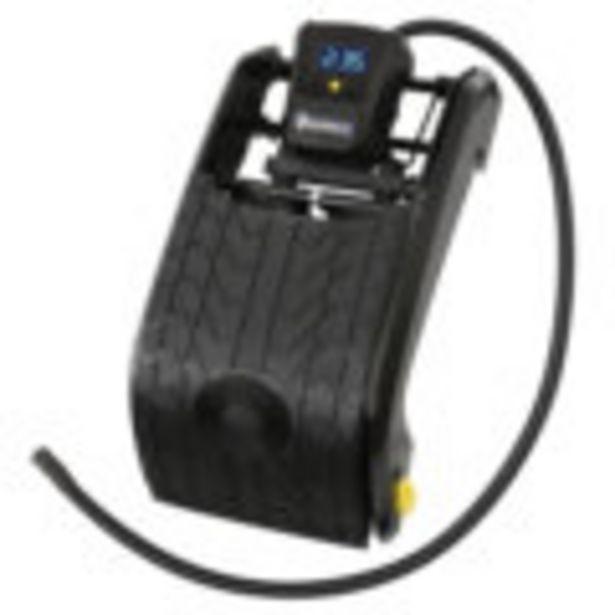 Pompe à pied double piston MICHELIN avec manomètre digital offre à 39,95€