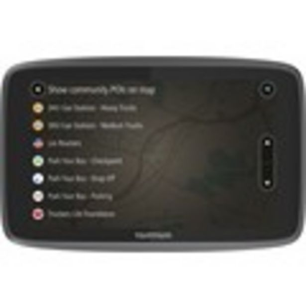 GPS camion TOMTOM GO Professional 520 Europe 49 pays offre à 239,95€