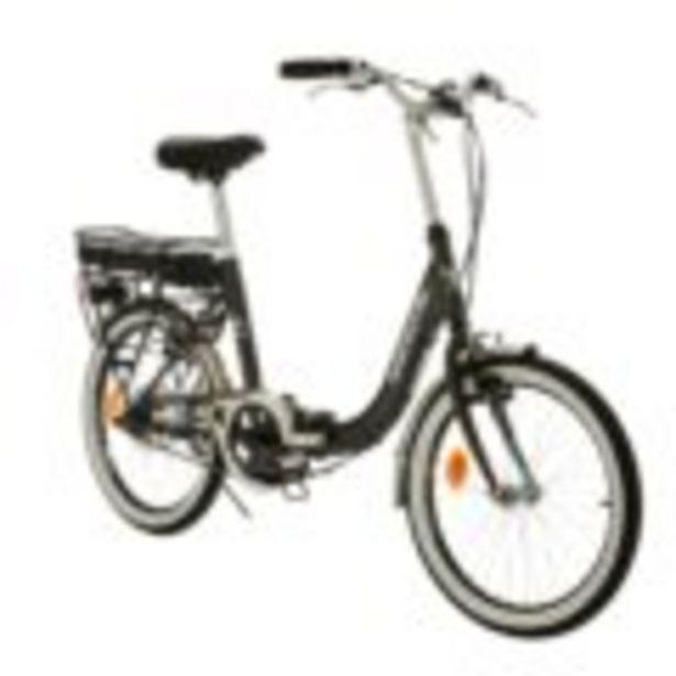 Vélo électrique pliant WAYSCRAL Takeaway E50 20 offre à 399€
