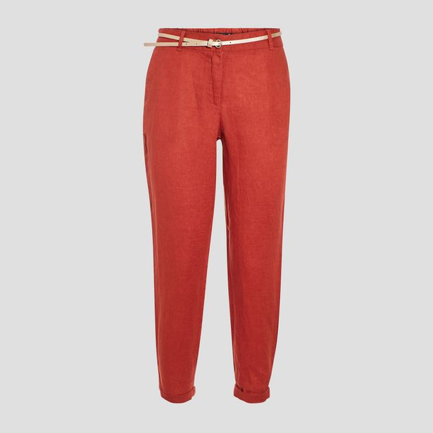 Pantalon chino taille standard... offre à 19,99€