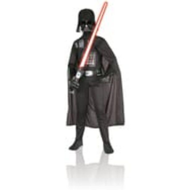 RUBIES Déguisement Dark Vador - Taille M - 5/ 6 ans offre à 7,99€