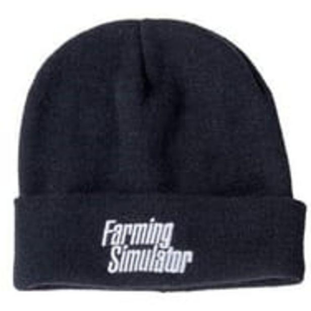 Bonnet Farming Simulator offre à 1€