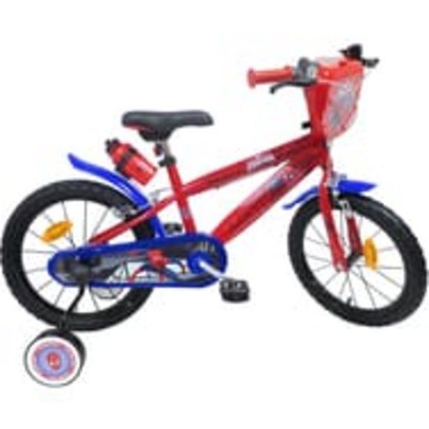 Vélo 12 pouces - Spiderman offre à 79,9€