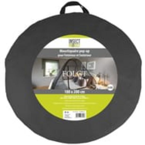 INSECT PROTECT dome pop up 180 X 200 cm offre à 25,9€
