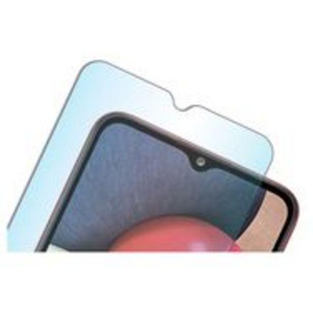 QILIVE Protection écran verre trempé Samsung Galaxy A02s offre à 6,45€