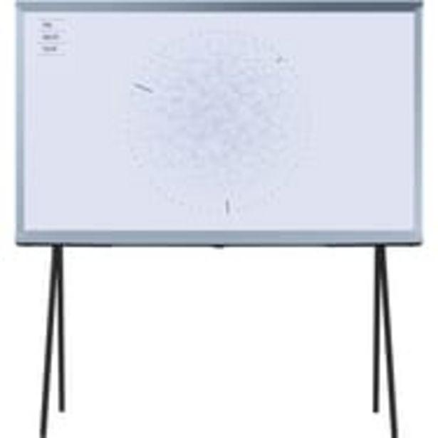SAMSUNG TV QLED The Serif QE55LS01T Bleu 2020 offre à 1299€
